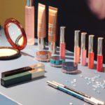 Une infographie sur la cosmétique et ses chiffres en France