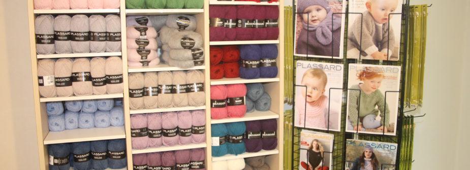 laines plassard et catalogues tricot