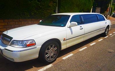 limousine anniversaire
