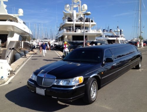 location limousine nice